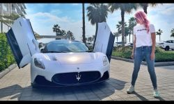 World's First Maserati With Butterfly Doors | MC20
