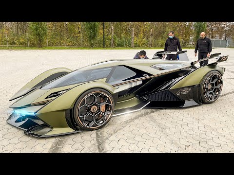 TOP 10 CRAZIEST CONCEPT CARS 2020!