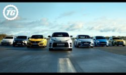 Quickfire Hot Hatch Buying Guide: GR Yaris, Civic Type R, AMG A45 S, Fiesta ST, Golf GTI