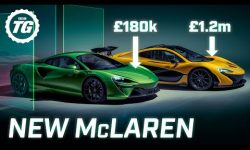 FIRST LOOK: New McLaren Artura V6 hybrid supercar – a P1 for £1m less?