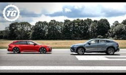 TRACK BATTLE: Audi RS6 Avant vs Lamborghini Urus: Series 29