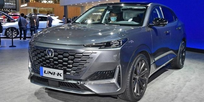 How much does the new Changan Uni-K cost?