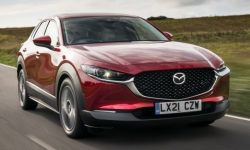 Mazda 3 and CX-30 to receive revamped SkyActiv X