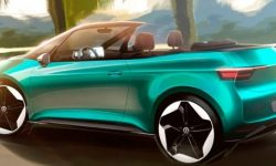 IS VW preparing a new convertible?