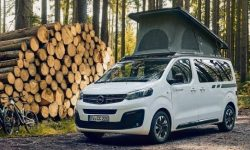 Opel zafira for frying marshmallows
