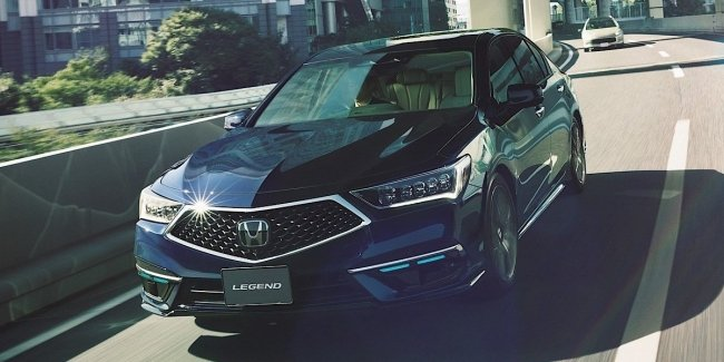 No hands: Honda unveils its autopilot