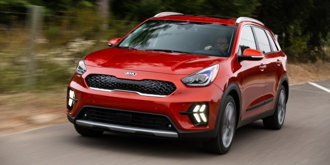 How much technology costs: prices for the revamped KIA Niro
