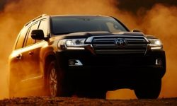 """Land Cruiser: """"Livelier than all the living"""""""