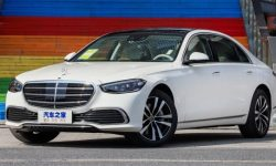 Basic S-Class: 2 litres under the hood of the 223rd?