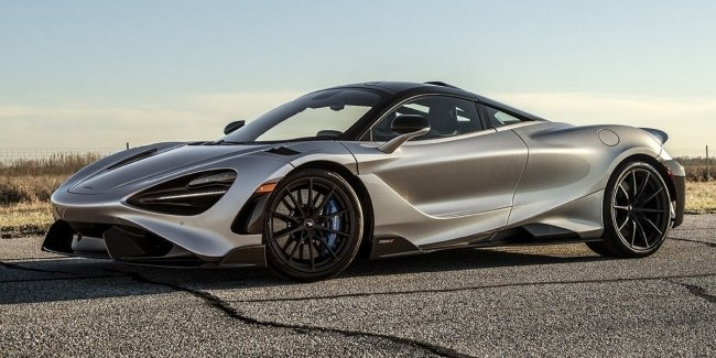 Tuning with warranty: McLaren 765LT pump up to 1000 forces