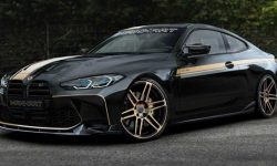 """Atelier Manhart harnessed more than 600 """"horses"""" in BMW M3 and M4"""