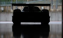 Pagani showed the most powerful supercar Huayra R at the next teaser
