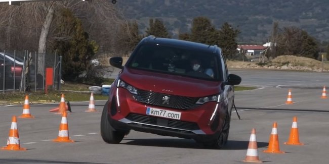 Has the revamped Peugeot 3008 become less manoeuvrable?