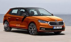 How are the tests of the new Fabia?