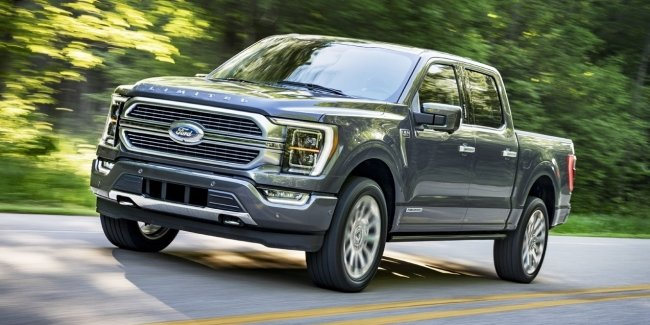New F-150: Rust before purchase