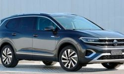 Volkswagen prepares a large crossover Talagon