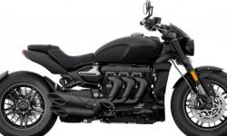 Limited versions of Triumph Rocket 3 R Black / GT Triple Black 2021