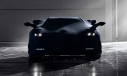 Exclusive photo of the world's most expensive hypercar