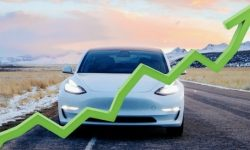 Tesla electric cars suddenly rose in price
