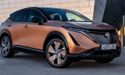 Nissan shares unique features of Ariya electric car
