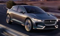 Jaguar finally set about creating a sports version of I-Pace