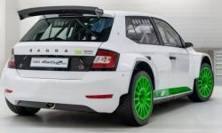 Anniversary Fabia: many people will want such a Skoda