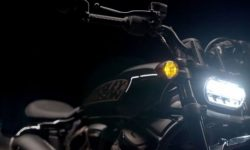 Harley-Davidson Nightster: Sportster's second breath line
