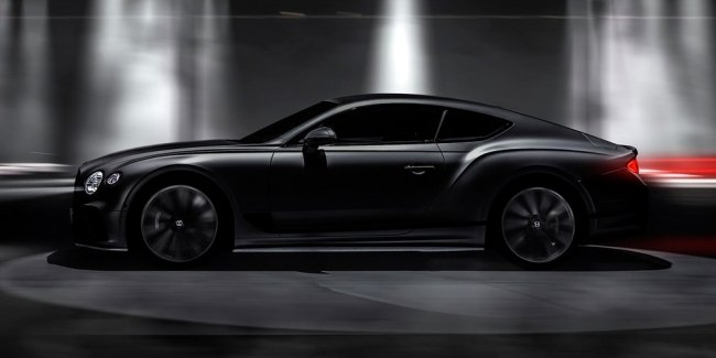 """Bentley prepares to show what """"Speed"""" means"""