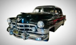 """Offer to be rejected: The """"Godfather"""" limousine is sold"""