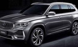 Flagship Geely will be taught to drive independently