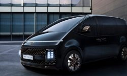 Detailed photos and new details about Hyundai Staria