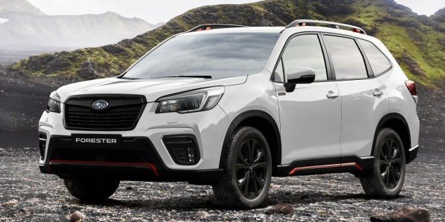 Show Sport: Subaru unveils new version of Forester