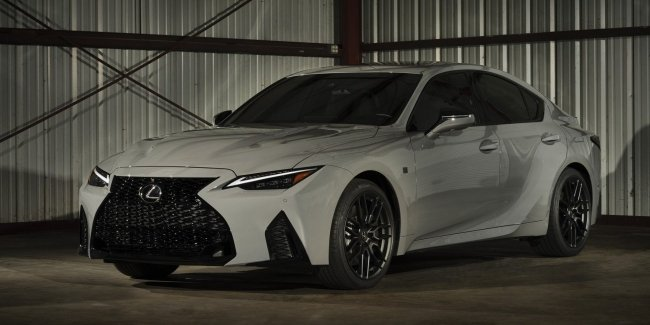 Related: Lexus to release IS special version with atmospheric V8