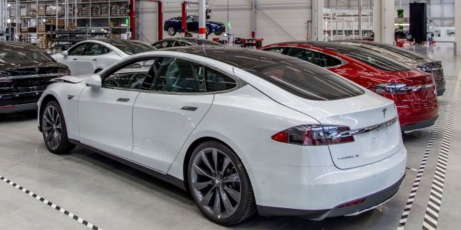 Tesla closes its European plant