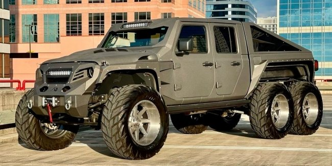 Apocalypse You Can Buy: Sold Extreme Jeep