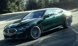 620 Forces of Elegance: Presented by Alpina B8 Gran Coupe