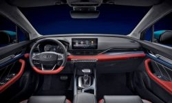 """Geely Unveils """"Sexy"""" Emgrand"""