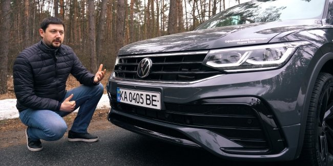 VW Tiguan 2021: the most controversial leader?