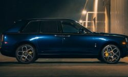 Rolls-Royce Cullinan for Google's top executive