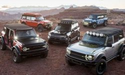 Bronco: even cooler, even more exclusive