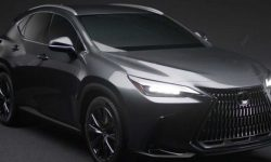 Revamped NX will be unveiled at the Shanghai Motor Show