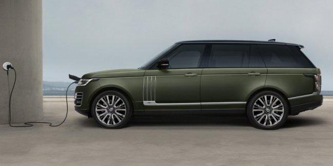Range Rover gets two ultra-luxury versions