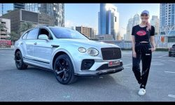 New First Edition Bentley Bentayga Luxury SUV!