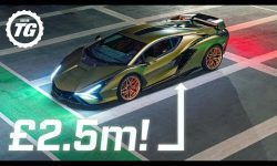 Lamborghini Sián: why this V12 hybrid costs more than a mansion