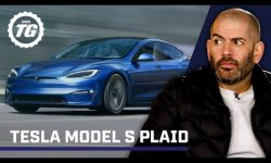 Chris Harris on… Tesla Model S 'Plaid': 0-60 in under 2 seconds