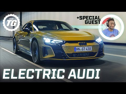 FIRST DRIVE: Audi RS e-tron GT, 637bhp EV review… feat. Marques Brownlee