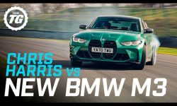 Review: Chris Harris drives the new BMW M3