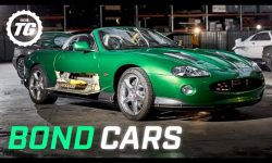 Chris Harris' Dream Bond Car Garage: BMW Z8, Aston DB5, Lotus Esprit: Series 30