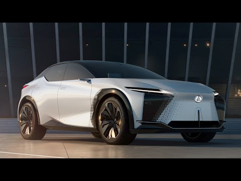 NEW LEXUS CONCEPT CAR | LF-Z ELECTRIFIED