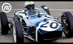Chris Harris drives Sir Stirling Moss' Monaco-winning Lotus 18: Series 29